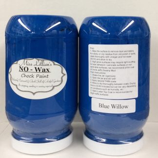 Chock Paint - Blue Willow