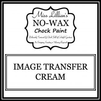Miss Lillian's Image Transfer Cream