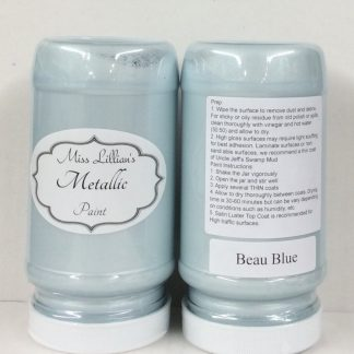 Metallic Paint - Beau Blue