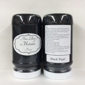 Metallic Paint - Black Pearl