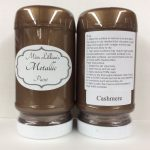 Metallic Paint 8 oz - cashmere