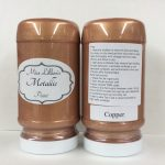 Metallic Paint 8 oz - copper