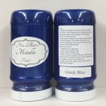 Metallic Paint 8 oz - greek-blue