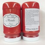 Metallic Paint 8 oz - million-dollar-red