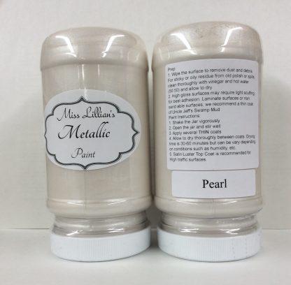 Metallic Paint - Pearl