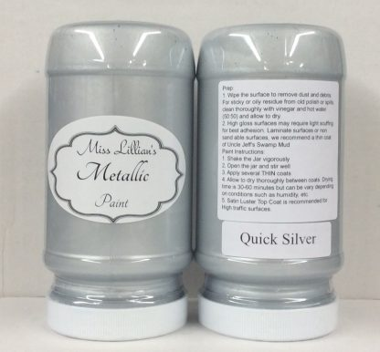 Metallic Paint - Quick Silver