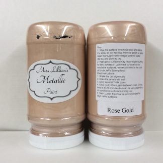 Metallic Paint - Rose Gold