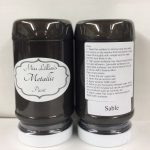 Metallic Paint 8 oz - sable
