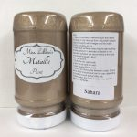 Metallic Paint 8 oz - sahara