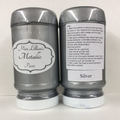 Metallic Paint - Silver