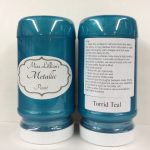 Metallic Paint 8 oz - torrid-teal
