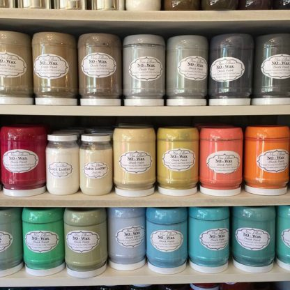 Miss Lillians NO WAX Chock Paint - Chalk Style Paint