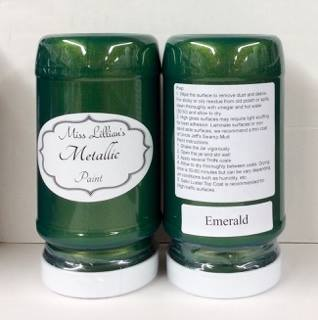 Metallic Paint - Emerald