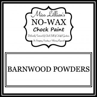 Miss Lillians Barnwood Powder