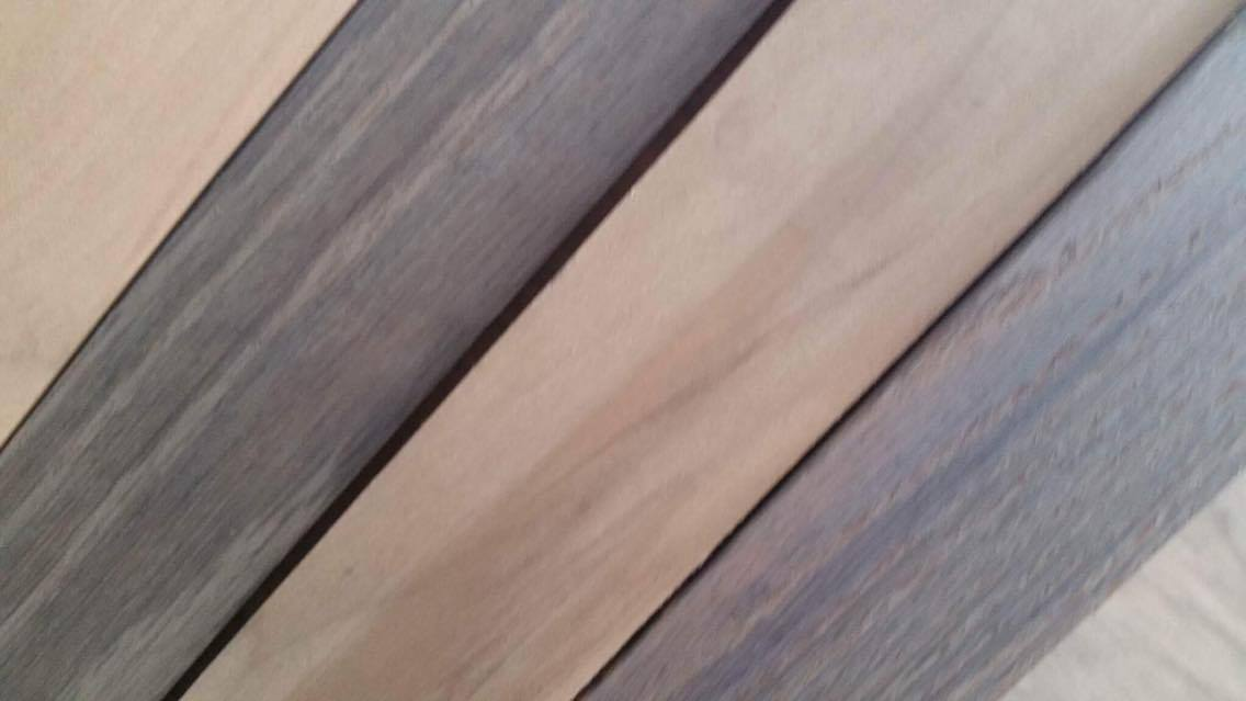 Barnwood Powder on Wood