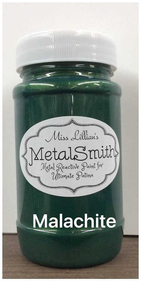 MetalSmith Malachite