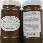 Shimmering Luster Topcoat - caramel
