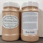 Shimmering Luster Topcoat - rose-gold