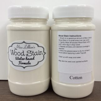 Wood Stain - Cotton