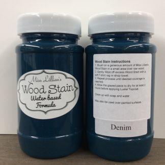 Wood Stain - Denim