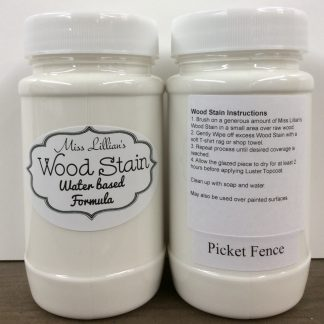 Wood Stain - Picket Fence