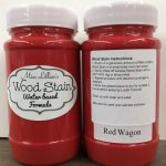 Wood Stain 8 oz - red-wagon