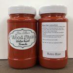 Wood Stain 8 oz - retro-rust