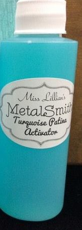Turquoise Patina Activator