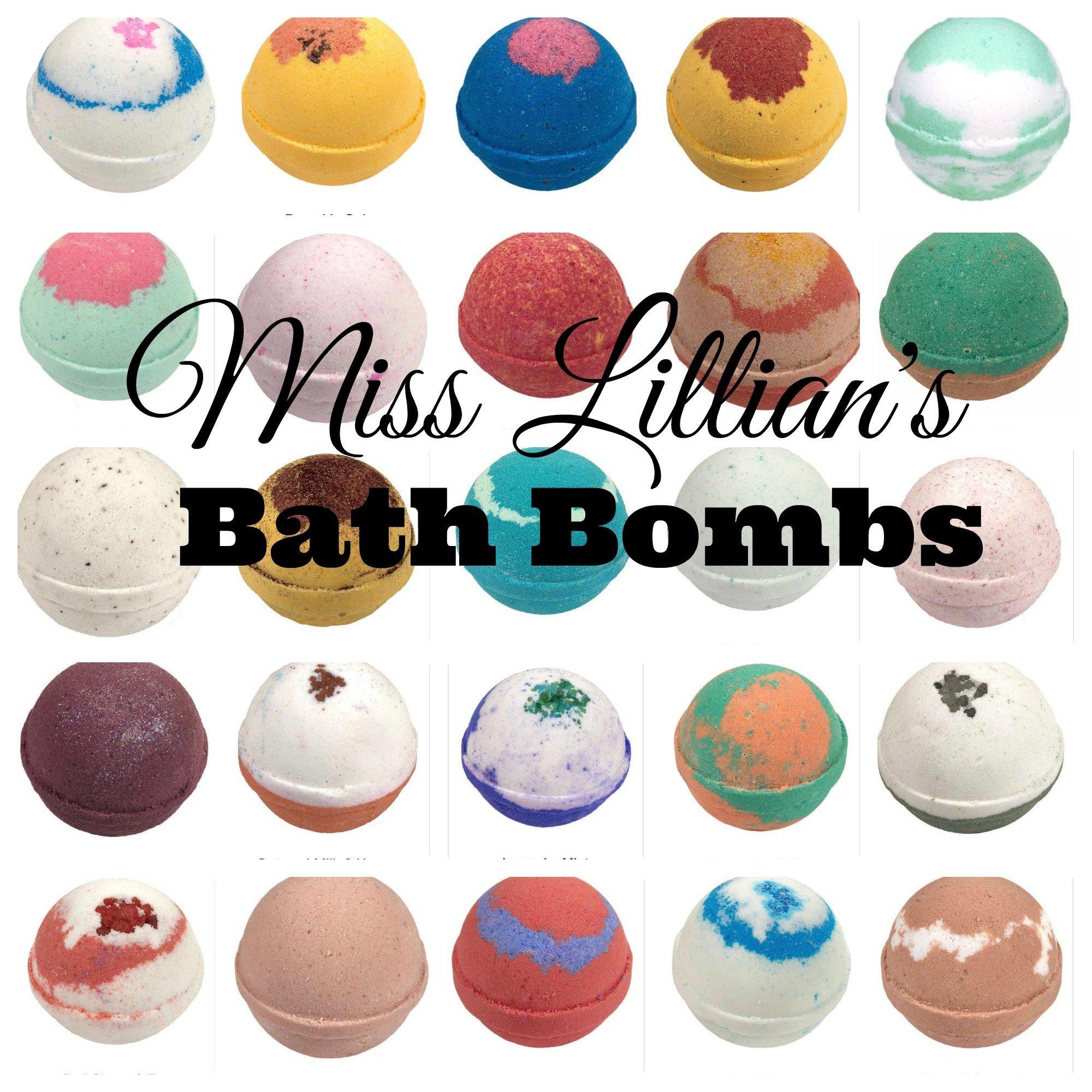 Miss Lillian's Bath Bombs_group photo