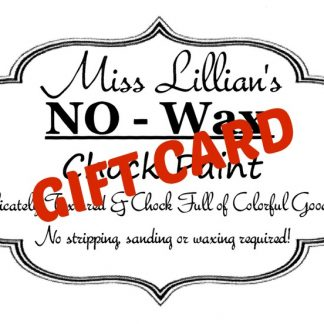 Miss Lillians GIFT CARD logo