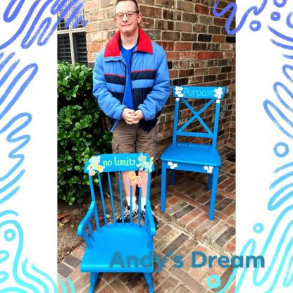 Andy and Andy Dream Chairs