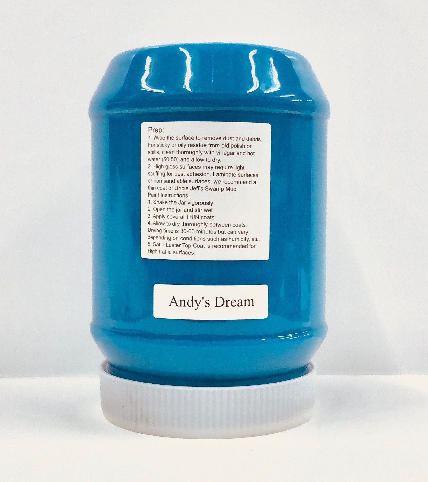 Chock Paint - Andy's Dream