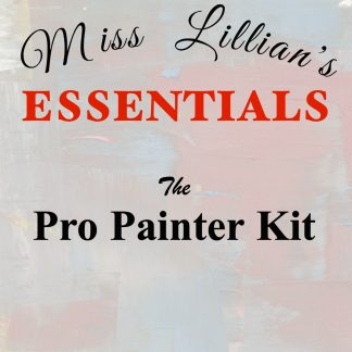 Miss Lillian's Essentials_Customer PRO PAINT