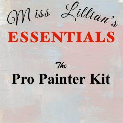 Miss Lillian's Essentials_Customer PRO PAINT