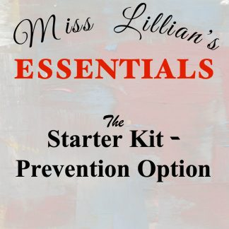 Miss Lillian's Essentials_Customer Starter Kit Prevention