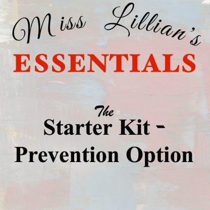 Miss Lillian's Essentials_Customer Starter Kit Prevention