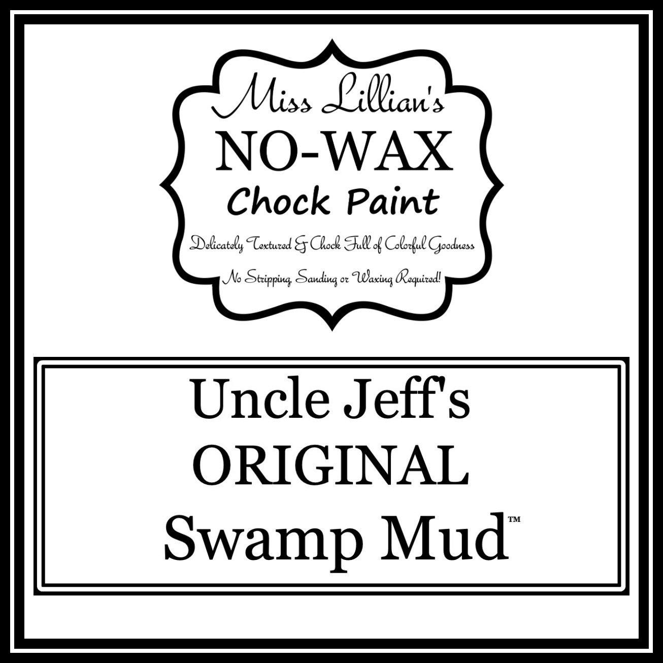 Swamp Mud Cover