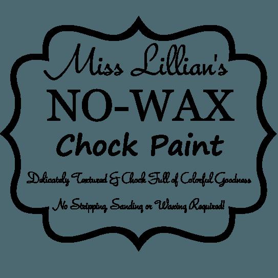 Miss Lillians NO WAX Chalk Paint Logo