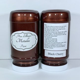 Metallic Paint - Black Cherry